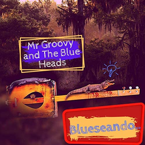 Mr Groovy And The Blue Heads