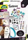 Lena 42432 - Tatuajes Estrella, fijado para Las uñas, y el Cuerpo móvil, Incluyendo Pulseras