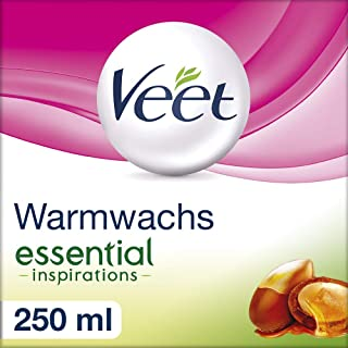 Veet Warme wax essential inspirations, per stuk verpakt (1 x 250 ml)