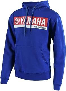 2018 Troy Lee Designs Yamaha RL1 Pullover Fleece Hoody-Blue-L