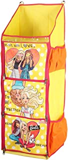Barbie Hanging Rack Folding Kids Wall Shelf, Have Life with Love