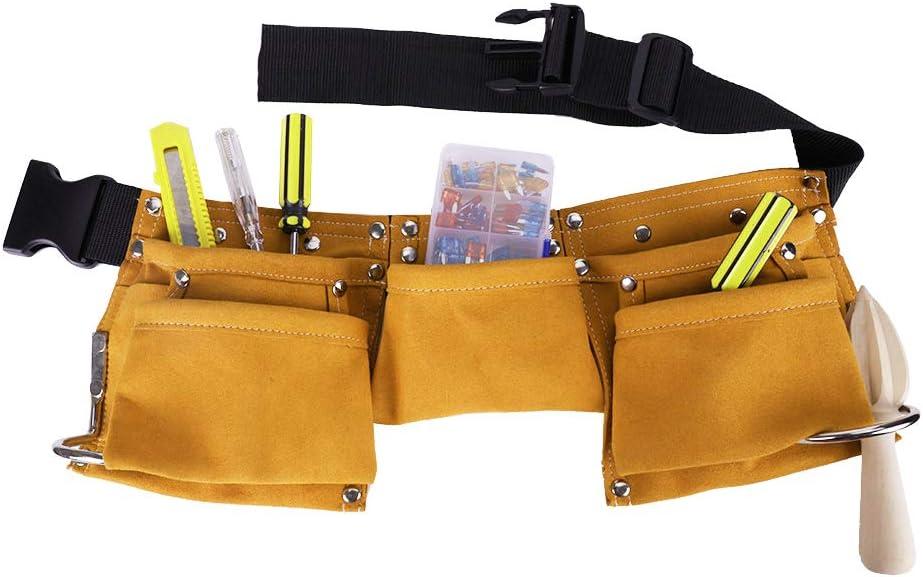 Swovo Kid Tool Belt Adjustable Dress Up Leather New Max 51% OFF item C Kids