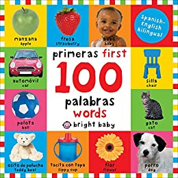 First 100 Words Bilingual (Spanish Edition) by [Roger Priddy]