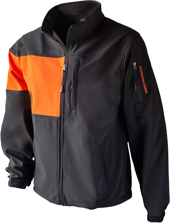 American Rebel - Men's Freedom Concealed Carry Jacket - Lightweight, Water-Resistant, Thermal Fleece Jacket