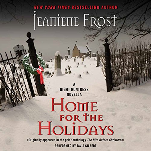 Home for the Holidays: A Night Huntress Novella audiobook cover art