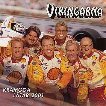 Kramgoa låtar 2001