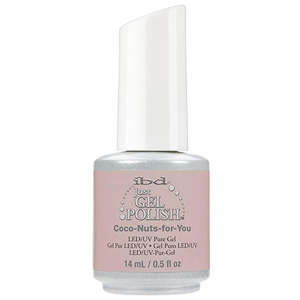 ibd Just Gel Nail Polish - Coco-Nuts-for-You - 14ml / 0.5oz