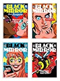 Wall Editions -  4 Art-Posters 20 x 30 cm - Pack Black Mirror Episodes - Butcher Billy