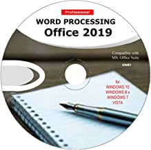 Word Processing Office Suite 2019 Perfect Home Student and Business for Windows 10 8.1 8 7 Vista XP 32 64bit  Alternative ...