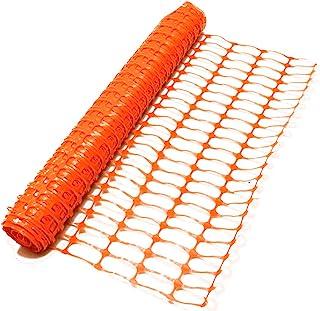 True Products B1003C - Rollo de valla de seguridad de malla