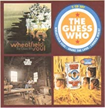 Wheatfield Soul / Share The Land / Canned Wheat by Guess Who (2010-01-25)