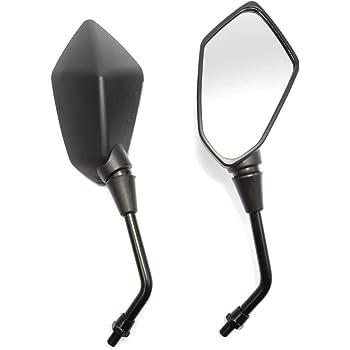 JenNiFer Universal Mirrors Thread Reducer M10 to M8 Motorcycle Converter Adaptor
