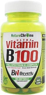 Vitamina B12. Vitamina B Complex. Vitamina B con vitaminas Grupo B: B1. B2. B3. B5. B6. B12. Con Biotina. Ácido Fólico. Vitamina C y Vitamina E. Complejo Multivitamínico completo. Contiene 60 perlas.