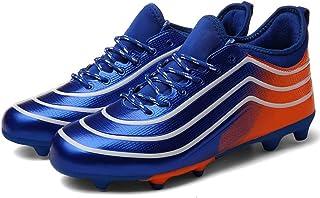 Wilindun 专业场地训练足球鞋童鞋碎钉款男30-44女30-40和长钉款男35-44女34-40