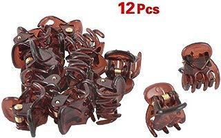 Simple Cute Plastic Hairpin Mini Clips Claw Hair Grip Hair Accessories Clamp