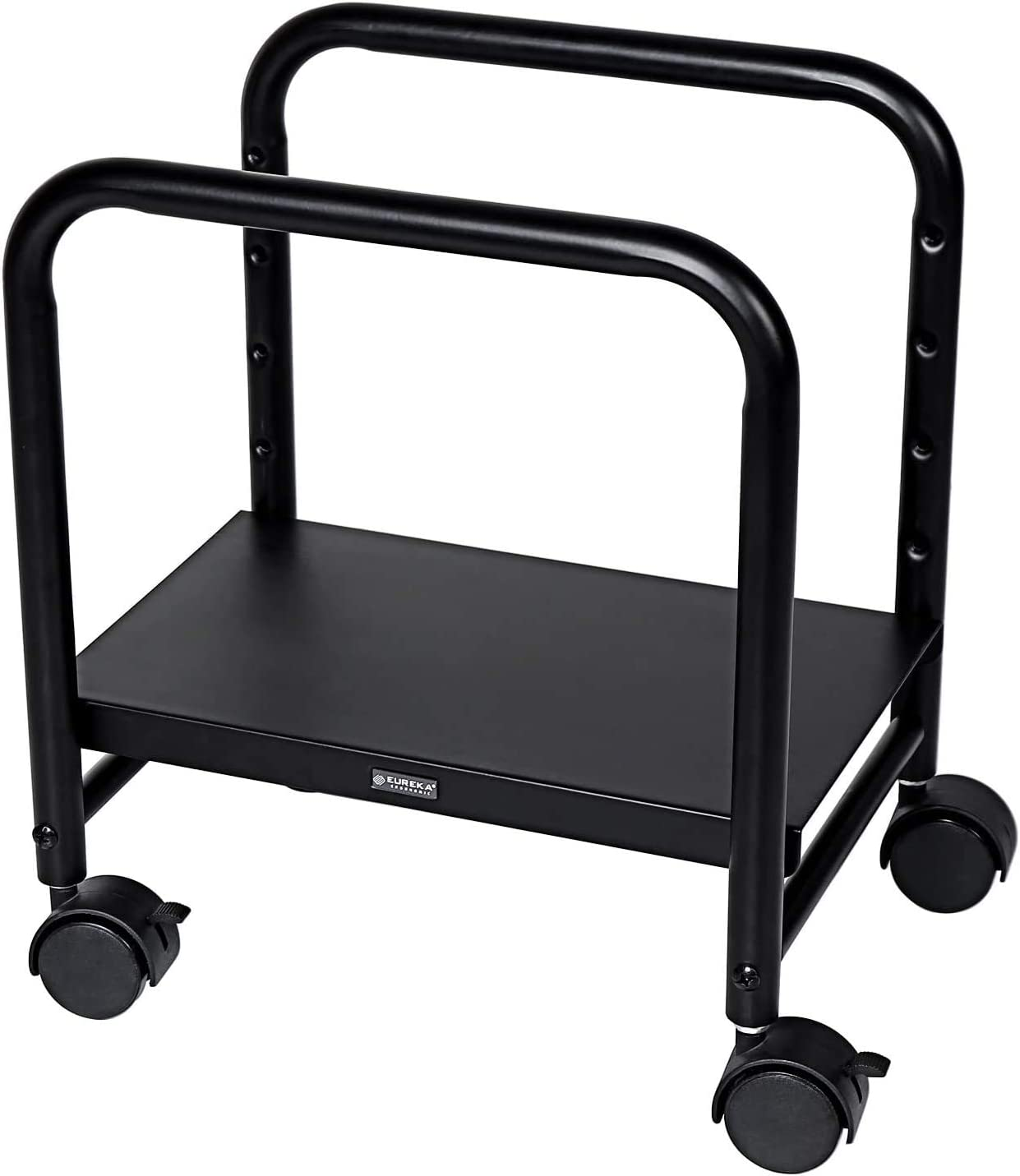 Eureka Ergonomic Super popular specialty store CPU Cart Mobile trend rank Height-Adjustable Stand Tower