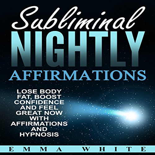 Subliminal Nightly Affirmations cover art