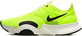 Nike SUPERREP GO Mens Athletic & Outdoor Shoes, Yellow/White, 11 UK