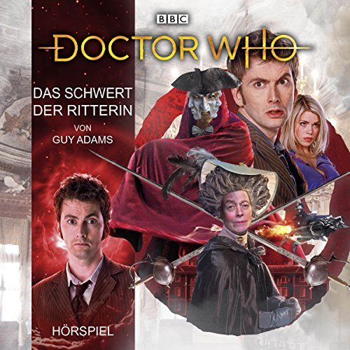 Das Schwert der Ritterin     Doctor Who Hörspiele - Der 10. Doktor              By:                                                                                                                                 Guy Adams                               Narrated by:                                                                                                                                 Axel Malzacher                      Length: 50 mins     Not rated yet     Overall 0.0