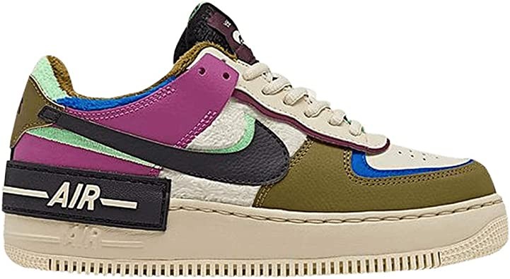 Nike Women's Shoes Air Force 1 Shadow SE Cactus Flower CT1985-500
