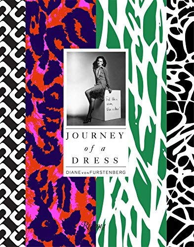 DVF: Journey of a Dress by Diane Von Furstenberg(2014-10-21)