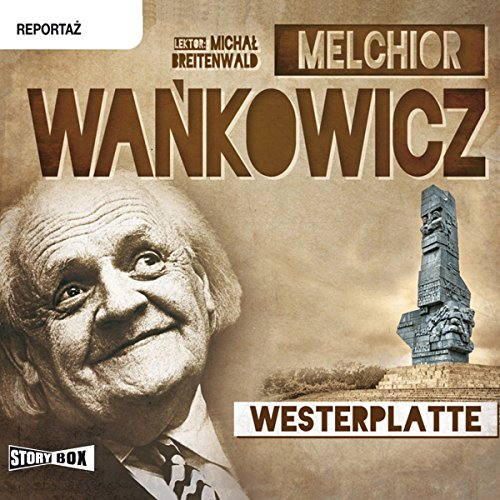 Westerplatte audiobook cover art