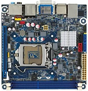 Intel DH67CF LGA 1155 Intel H67 HDMI SATA 6 جيجابايت/ثانية USB 3.0 Mini ITX Intel Motherboard