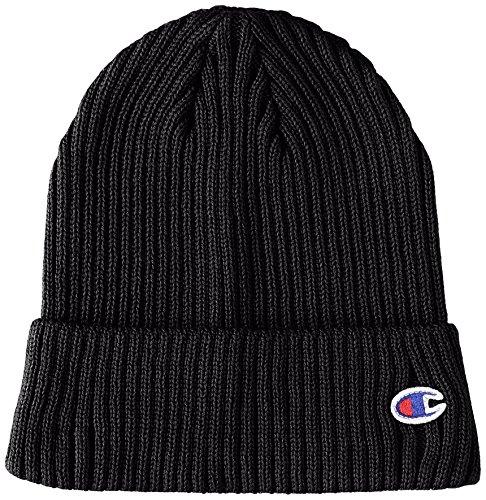 [チャンピオン] ニット帽 590-002A メンズ ブラック 57~59cm