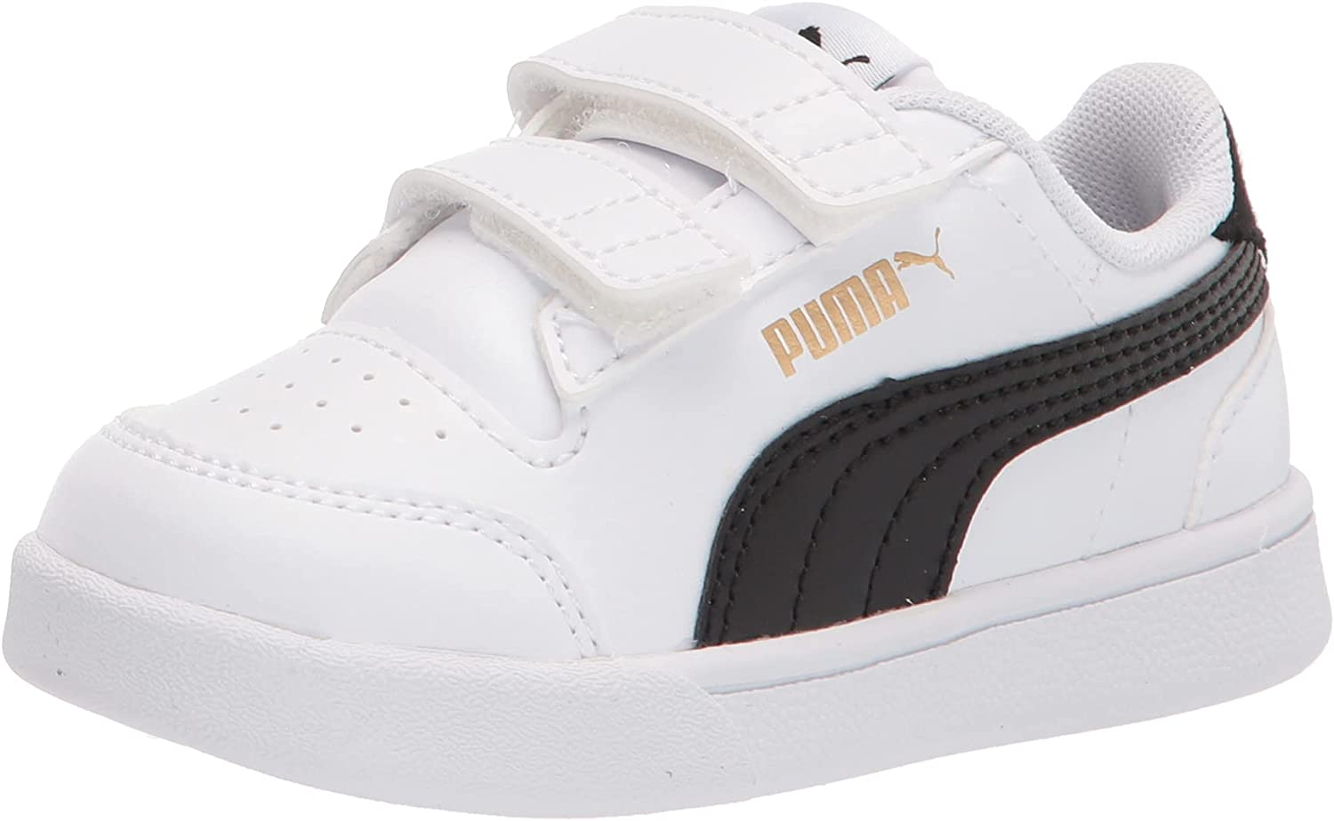 PUMA Unisex-Child Shuffle Max 64% Challenge the lowest price of Japan ☆ OFF Hook and Loop Sneaker