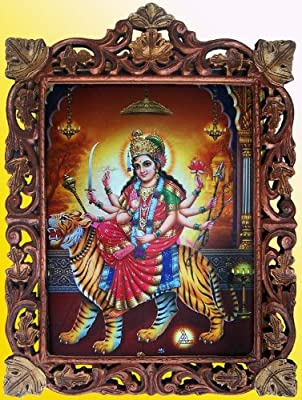 Amazon Com Happy Ganesh Chaturthi Poster Frame In