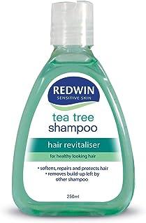 5 Pack of Redwin Anti Dandruff Shampoo Tea Tree Treatment 250ml