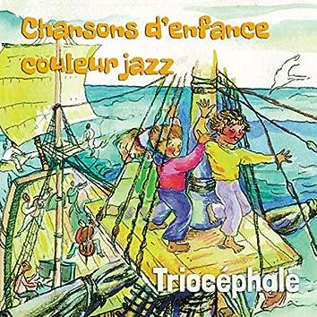 Chansons d'enfance couleur jazz