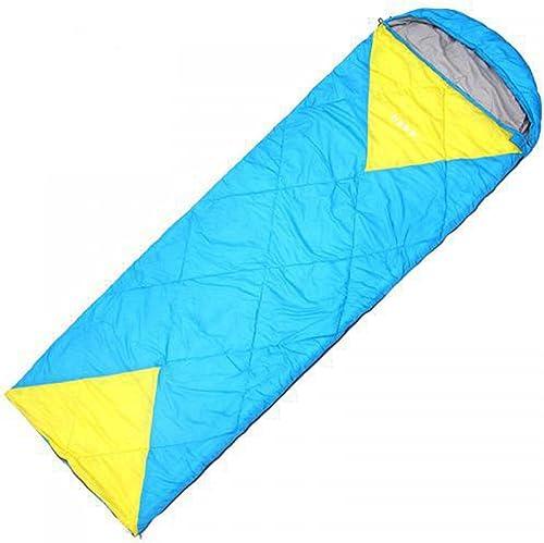 RFVBNM Printemps Super léger sac de couchage enveloppe extérieure type camping couchage peut épisser double sac de couchage 220  75cm