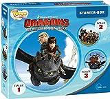 Dragons - Die Reiter von Berk -Starter-Box (Hörspiel Folge 1-3) - Dragons-die Reiter Von Berk