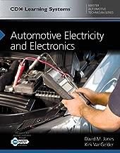 Automotive Electricity and Electronics: CDX Master Automotive Technician Series (Cdx Master Automtive Technician)