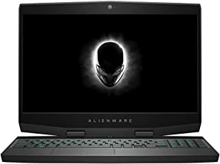 DELL 15 ALIENWARE (15-ALNW-1271-SLR) Gaming Laptop, Intel Core i7-8750H, 15.6 Inch, 1TB+256GB, 16GB RAM, Nvidia GTX 1060 6GB, Win10, Eng-Ara KB, Silver