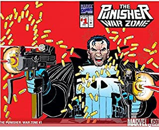 The Punisher : War Zone - Issue Number 1 - March 1992