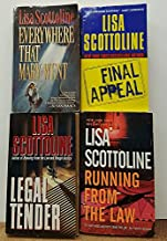 Rosato & Associates Series - Set of 4 - Books 1-4 - Everywhere That Mary Went, Final Appeal, Legal Tender, and Running from the Law