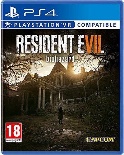 Resident Evil 7 VII Biohazard (PEGI 100% UNCUT) Playstation 4 (Sprache deutsch)