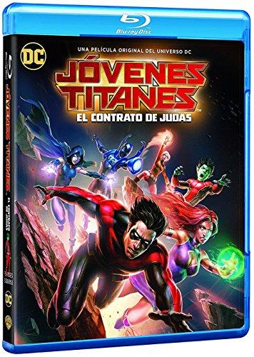 Jovenes Titanes: El Contrato De Judas Blu-Ray [Blu-ray]