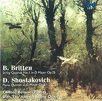 Britten/Shostakovich-Benso
