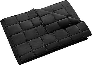KingCamp Multipurpose Packable Lightweight Travel Down Alternative Blanket, Wearable Warm..