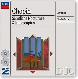 Complete Nocturnes & Impromptus