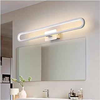 Simple 41/51/61/71cm Mirror Front Lights, Creative Nordic Home Bathroom Waterproof Fog Apartment Hotel Dresser Makeup Ener...
