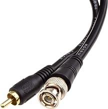 Suchergebnis Auf Für Bnc Cinch Kabel