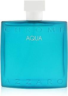Loris Azzaro Men's Chrome Aqua Eau De Toilette Spray - 3.4Oz