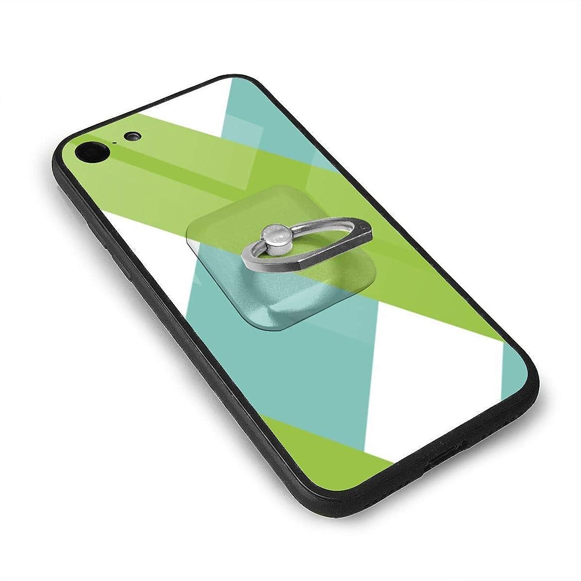 衝突するチケット砂漠JABNOQBGIAG ストレートヘアドライヤー Iphone Apple 7/8ガラス製電話ケース 角かっこ リング付き 衝撃防止リング付き 衝撃防止 電話スタンド Iphone 7/8携帯電話ケース 男女兼用