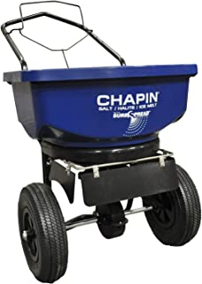 Chapin 80088 80-Pound Residential Salt and Ice Melt Spreader, (1 Spreader/Package)