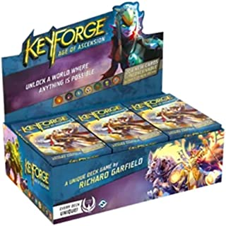 Keyforge: Age of Ascension Display