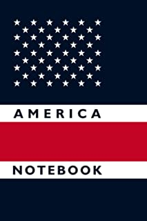 AMERICA NOTEBOOK 200 PAGES